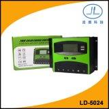 50A 24V LCD Bildschirmanzeige-Solarbaugruppen-Ladung-Controller