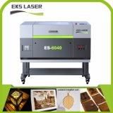 equipamento a laser de madeira quente 600*400mm máquina de gravação a laser da área de trabalho