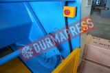 2016 QC11y 10mm 12mm 16mm de Chapa metálica del precio de la máquina de esquila hidráulico