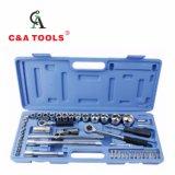 52 PCS Reparing Conjunto de herramientas de toma de conjunto de herramientas