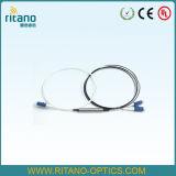 Optisches Filtr für c-Band für 1511nm, Fanout 0.9mm 1meter---Input LC/Upc; Ausgabe LC/Upc/LC/Upc