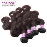 Yvonne 도매 페루 인간적인 색깔 2 바디 파 머리