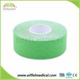 Coton doux et confortable de la formation d'athlétisme Sport populaire Kinésiologie Tape