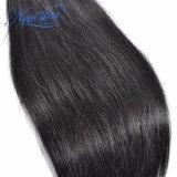 Estensioni brasiliane del tessuto dei capelli diritti capelli di Remy dei capelli umani della 1 parte non