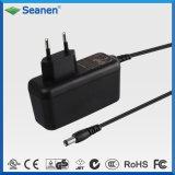 24 В постоянного тока 1A SAA ноутбук AC адаптер питания и коммутации
