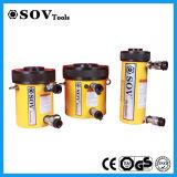 150 la tonne trou central du cylindre hydraulique du piston creux
