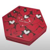 Personalizar rígido de alta calidad de papel Caja de regalo, Chocolate y postres de verificación