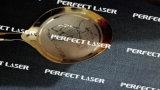 설인 컵을%s 높은 정밀도 색깔 Laser 표하기 기계