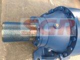 Прямой ногой Planetaty Inline установлен двигатель и коробка передач шестерни редуктора