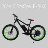 [48ف] [1000و] درّاجة كهربائيّة مع [26إكس4] دهن إطار العجلة