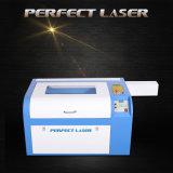 Machine acrylique/du plastique 50W 60W laser de gravure