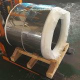 Ende des SS-430 0.1mm Metall2b walzen Edelstahl-Blatt kalt