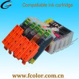 550 551 pour la cartouche d'encre d'imprimante de Pixma IP7250 Mg5450 Mg6350