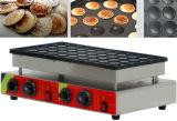 Gâteau Poffertjes néerlandais de la machine commerciale Mini Pancake Maker