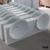 Nouveau modèle de conception de l'acrylique Surface solide mur accroché Basin
