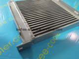 El aluminio refrigerado por aire Enfriador de aceite hidráulico universal