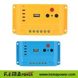 Hc10u série du contrôleur de charge solaire PWM
