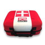 Equipamentos de Saúde caso médico de armazenamento EVA Home Travel Kit de Primeiros Socorros