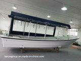 Liya SW760b Bateau à Passagers Panga bateau bateaux en fibre de verre Fabricants