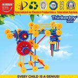 Brinquedo plástico novo do enigma da geometria do bloco de 2016 crianças da venda superior