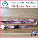 Kundenspezifische Jahrestags-Jahr-Abzuglinie mit VIP-Identifikation-Kartenhalter
