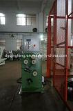 Tipo da gaiola da elevada precisão que torce ajuntando a máquina de bobinamento para o fio e o cabo