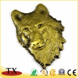 Kühlraum-Magnet des Zoo-Andenken-erstklassige Geschenk-Tierwolf-3D