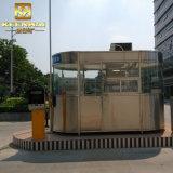Im Freien beweglicher Edelstahl-Kabine-Sicherheitsbeamte