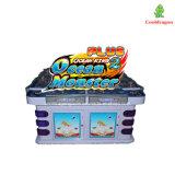 Эксплуатируемая монетка удящ аркаду короля 2 добавочную имитатора океана машины игры обжуливает игру рыб