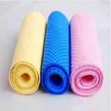 Alto tovagliolo di raffreddamento del camoscio di ginnastica del tovagliolo della sostanza assorbente PVA