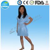 Le patient de SMS habille le &simg ; Robes de maternité non tissées de segment de mémoire pour l'hôpital