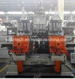 Máquina de molde plástica do sopro da extrusão do frasco do HDPE