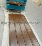 Mattonelle d'acciaio rivestite rivestite del tetto di colore/tetto di colore per l'Angola