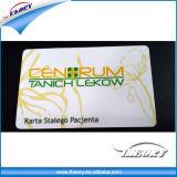 인쇄되는 UV 반점 RFID 공백 사업 플라스틱 스마트 카드