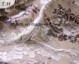 Sofà multicolore del tessuto del jacquard del fiore 2018 dalla Cina (FHT32084)