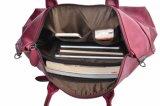 Handbag広州の工場女性高品質PUの革ハンドバッグ