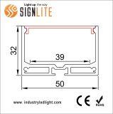 Profil des 50mm Aluminium-LED für hängendes Licht mit internem Fahrer