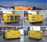 Tipo trifásico generador 375kVA 300kw de la salida de la CA silencioso