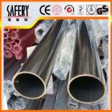 Tubo inconsútil del acero inoxidable 430 de AISI con las muestras libres