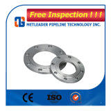 316 de la plaque en acier inoxydable pour la ligne de la bride du tuyau