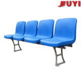 [موولد] يوسّدون اللون الأزرق لأنّ ملعب مدرّج قضيب أثاث لازم ميل طرف ساق ألومنيوم شبكة كرسي تثبيت خارجيّة كرسي تثبيت أخيرة بلاستيكيّة