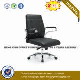 現代オフィス用家具の旋回装置の革執行部の椅子(NS-3017B)