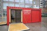 Pacote de planos pré-fabricados em aço contentor House para o Office/Shop/Accomodation