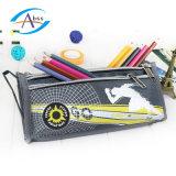 3 Reißverschluss-Gewebe-Bleistift-Kasten für Jugend