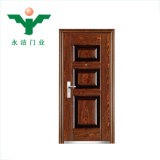 Yongkang puertas de acero de alta calidad fabricado en China