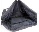 Sac à provisions lourd de sac de cordon de coton de sacs d'emballage de toile
