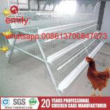Qualidade superior de 4 andares mais altos da camada de frango gaiolas para venda