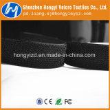 Colorido de dacron com gancho e tiras de fio de Velcro Combain