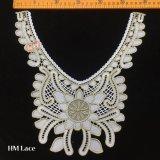laço do colar do ouro de 30*30cm com o Totem da flor de Sun para os acessórios fêmeas Hme946 do vestuário