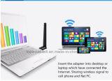 Top-5A9t 802.11ac 2.4G/5G double bande de 600 Mbit/s carte réseau sans fil USB dongle WiFi avec antenne externe